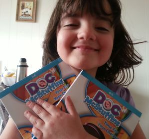 Doc McStuffins: Time for you check up! DVD reseña y sorteo {2 ganadoras}