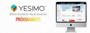 Celebrando el lanzamiento de YESIMO en Julio ¡sorteo $25 para compras!