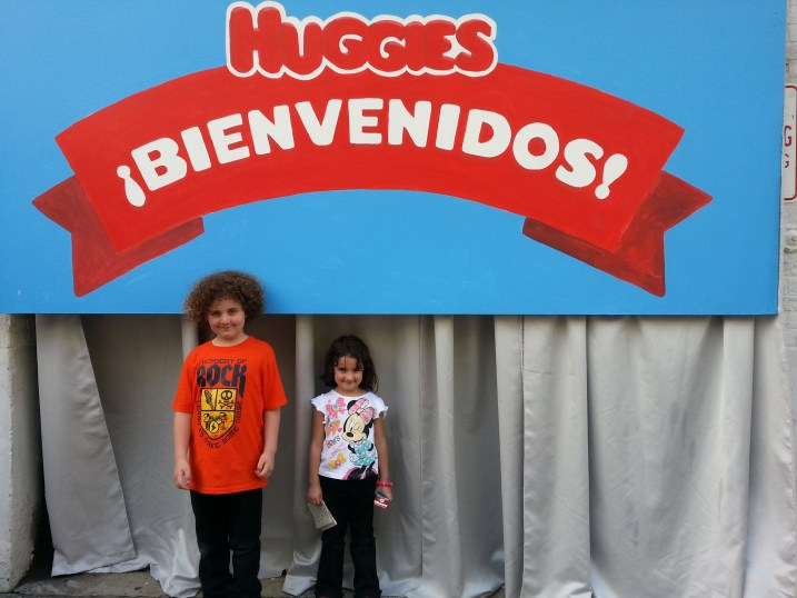 huggies latino playdate