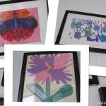 5 Ideas para guardar los dibujos de tu niño