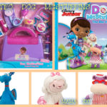 Nuevo CD musical de Doc McStuffins: The Doc is in {Sorteo}