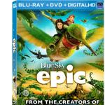 Llega EPIC en DVD y Blu-Ray