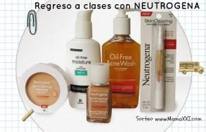 Regresar bellas a clases con Neutrogena {Sorteo valorado en $50}