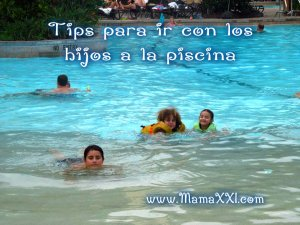 ¿Es seguro llevar a los niños a la piscina?