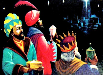 3 reyes magos