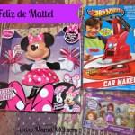 Ganadora de Hot Wheels de Matel #ToyFeliz