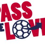 Emociones compartidas y la expectativa mundial ¡pasa el amor! #PassTheLove
