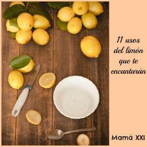 11 usos del limón que te encantarán