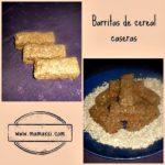 Deliciosas barritas de avena y miel caseras #receta
