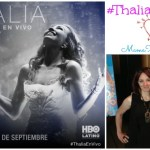 Thalia en Vivo por HBO Latino 9/5/2014 #ThaliaEnVivo
