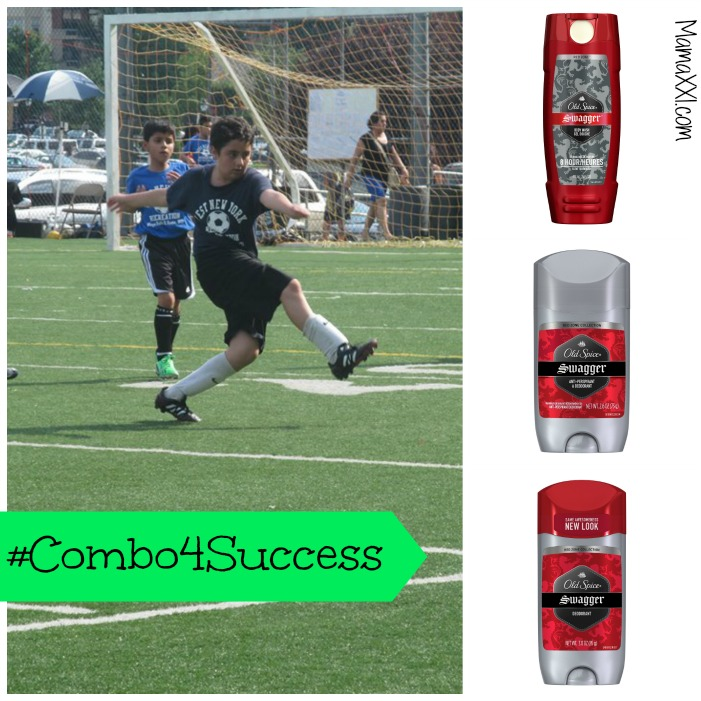 combo 4 success old spice