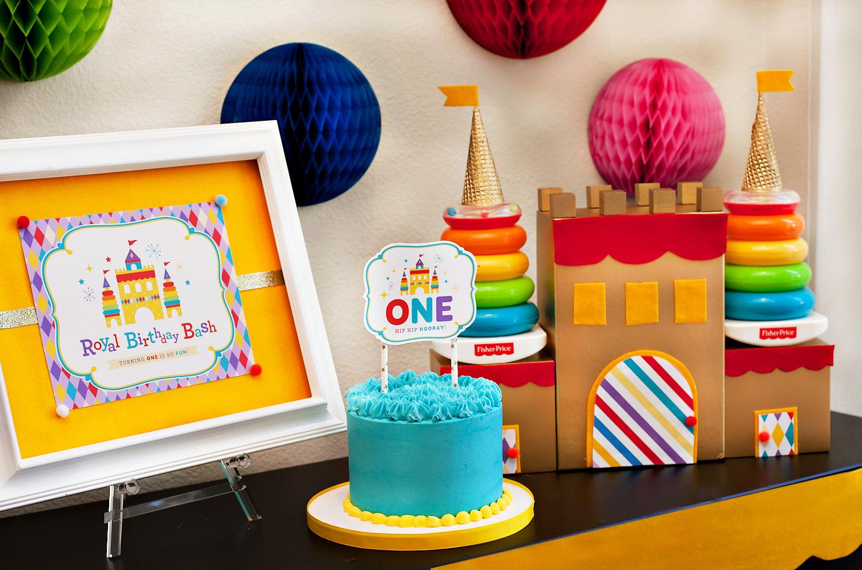 5 ideas para celebrar el primer cumplea os de tu beb - Cumpleanos de bebes ...