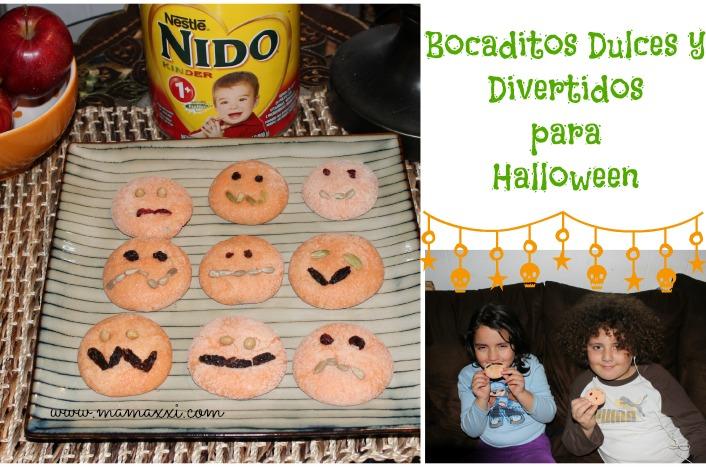 Bocaditos Dulces y Divertidos para Halloween