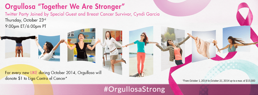 #OrgullosaStrong2_Cover