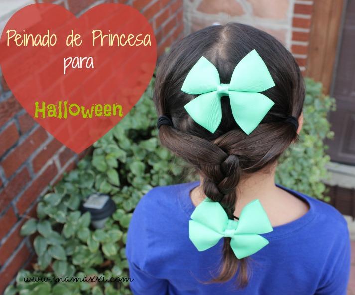 Peinado de Princesa 1