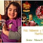 Book of Life y Mc Donald's celebran el Día de los Muertos y Halloween #sorteo
