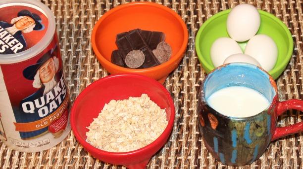 ingredientes torta avena