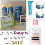 Colección imperdible de Neutrogena para cuidar la piel el 2015