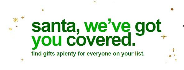 regalos de navidad en Target