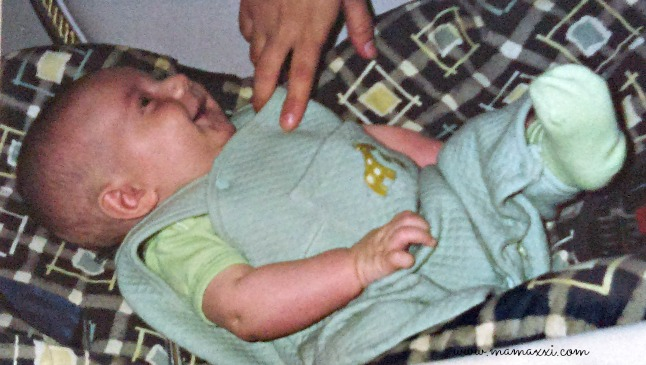 Gaspar bebé 2008