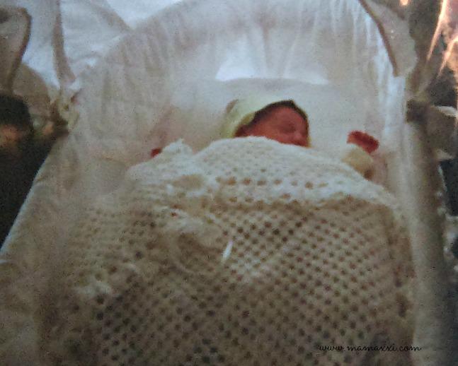 Sarah bebé