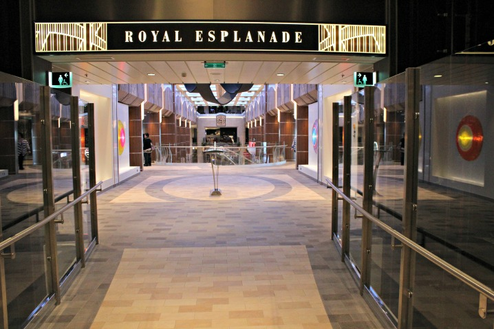 royal esplanade wow