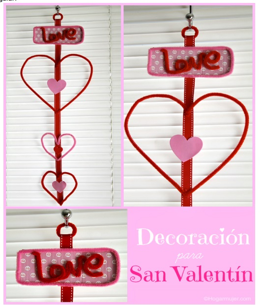 Decoracion Sencilla Para San Valentin Mama Xxi - Decoracion-san-valentin