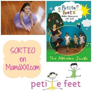 ¡Pon a tus niñas a bailar ballet en casa con Petite Feet! #Sorteo