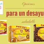 Comienza tu día con Honey Bunches of Oats Breakfast Biscuits