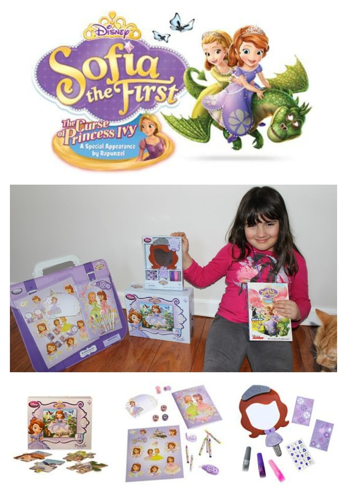 sorteo sofia the first