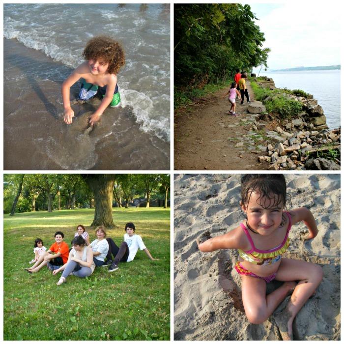 10 actividades al aire libre para realizar con los niños