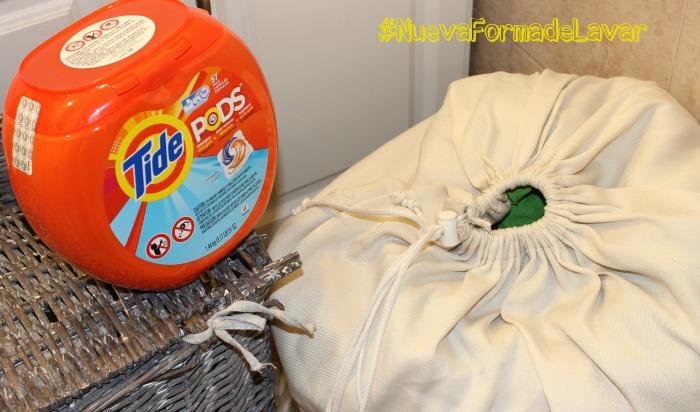 nueva forma de lavar la ropa