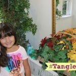 Crazy Hair Day? ¡Sólo los días especiales en la escuela! #TangleTalk