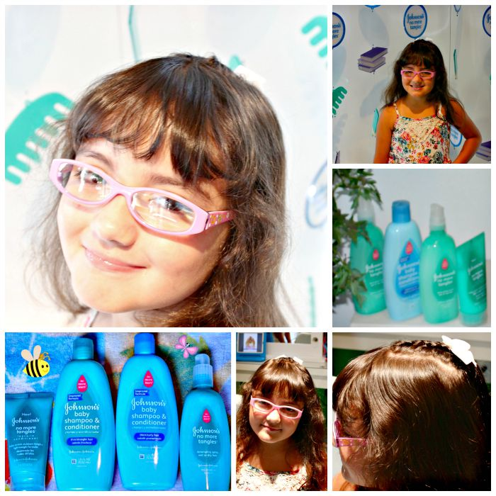 Productos Johnsons No More Tangle