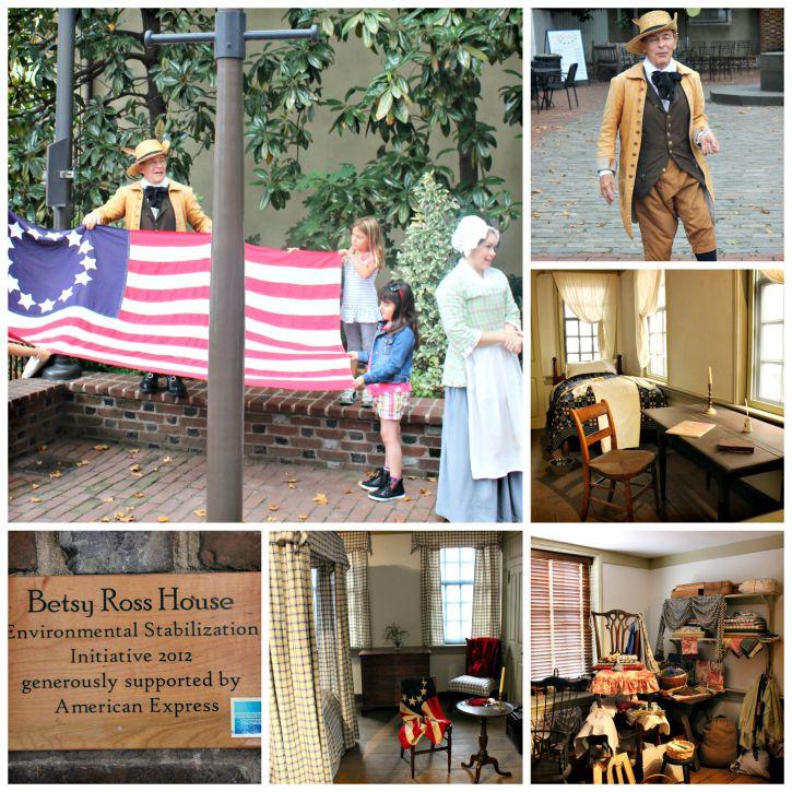 Betsy Ross House Philladelphia
