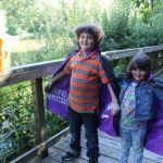 Hotel Transylvania 2 y una aventura en el Bronx Zoo