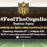¡Acompáñanos a la Twitter Party #FeelTheOrgullo!