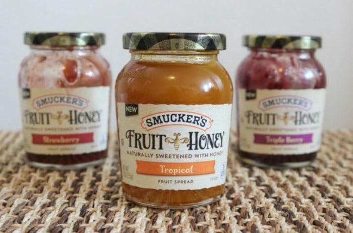 Mermeladas de fruta y miel Smucker's