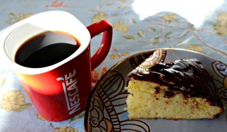 cafe de sobremesa