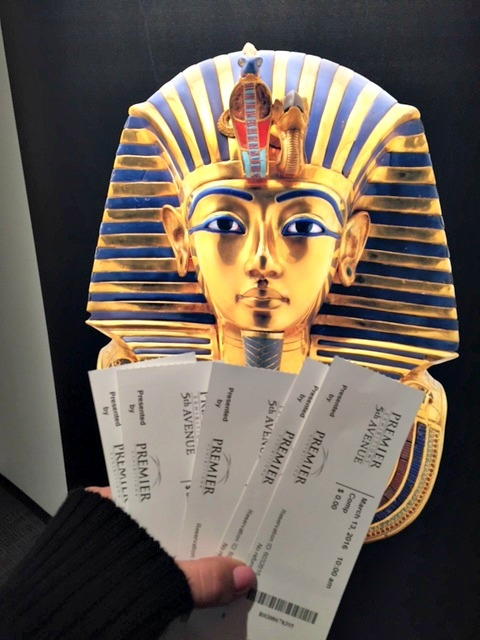 Visita The King TUT Discovery