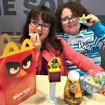 Que la diversión vuele alto con McDonald's y Angry Birds
