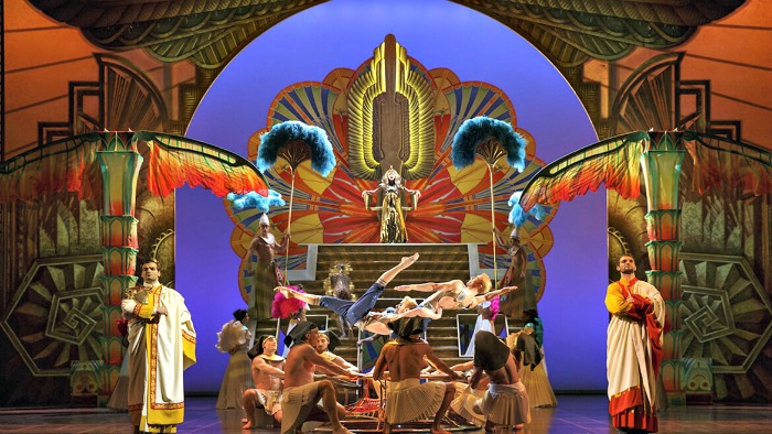 paramour, circo del sol, broadway, musical
