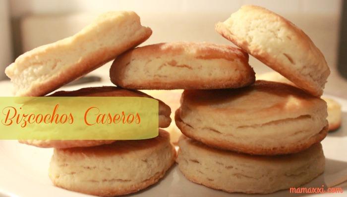 receta, bizcochos, biscuits