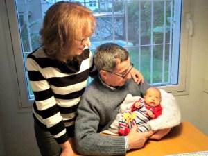 lazos familiares, abuelos, padres, hijos, familia