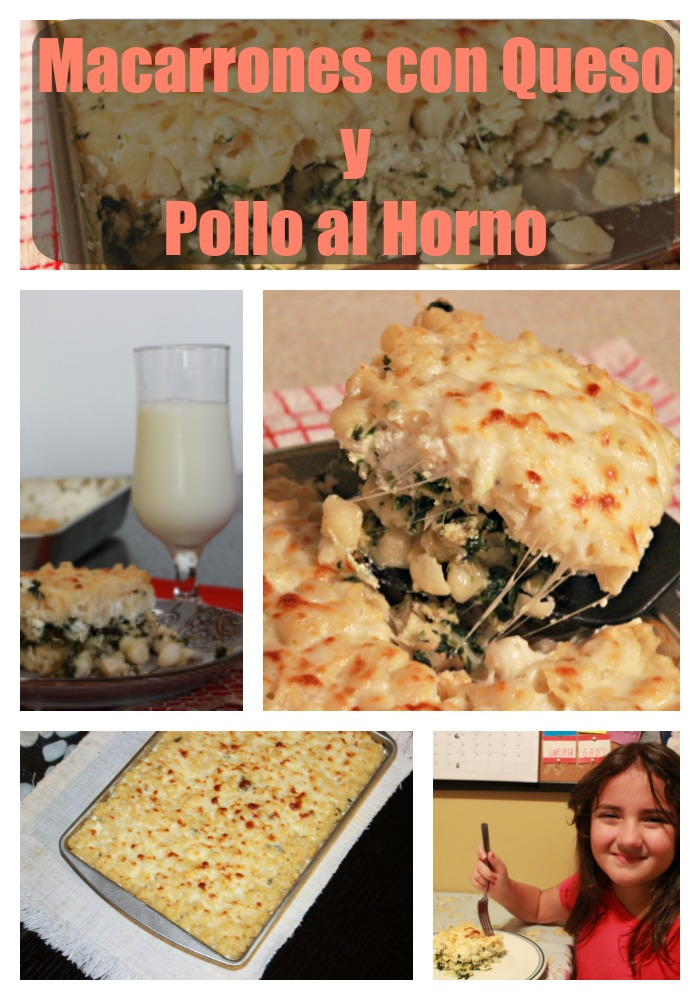 receta, macarrones, queso, leche, romina tibytt, mamá xxi, horno