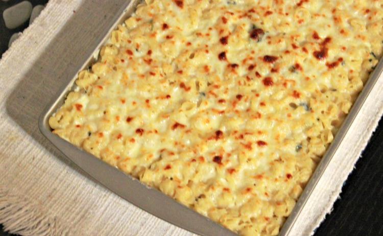 macarrones, queso, receta, horno, leche, romina tibytt, mamá xxi