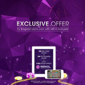 Play and have fun from home with Borgata Casino online
