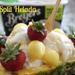 Piña Split: Receta con Helado ¡fácil!