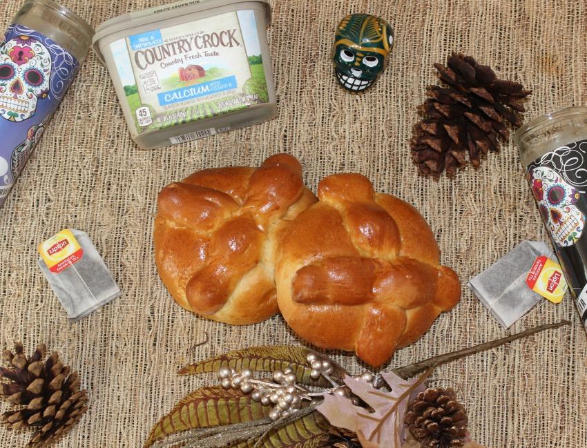 pan, muerto, receta, vive mejor, blogger, mamá xxi, romina tibytt, unilever