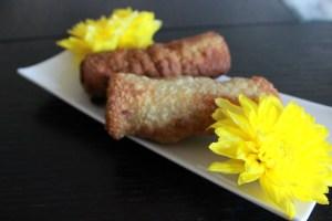 Spring Rolls (Rollitos Primavera): Receta